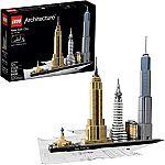 LEGO Architecture Skyline: New York City (21028) $43