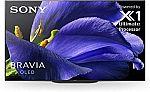 "Sony 65"" MASTER Series BRAVIA OLED 4K Ultra HD Smart TV, 2019 model $1,699.99"