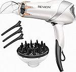 REVLON 1875 Watts Infrared Heat Hair Dryer $16 and more