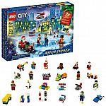 LEGO City Advent Calendar 60303 Building Toy $23.99
