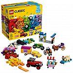 LEGO Classic Bricks on a Roll 10715 (442 Pieces) $20