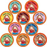 100-Count Crave Coffee K-Cup Variety Pack $23