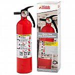Kidde Multipurpose Home Fire Extinguisher $10