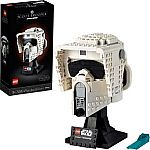 LEGO Star Wars Scout Trooper Helmet 75305 $40