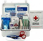 First Aid Only 57 Piece First Aid Kit $10.28