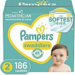 Amazon Prime: Pampers Diapers + $20 Prime Video Credit