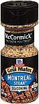 6-Pk 3.4-oz McCormick Grill Mates Montreal Steak Seasoning $4 & More