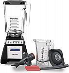 Blendtec Total Classic Original Blender - WildSide + Jar and Twister Jar BUNDLE $250 (Was $350)