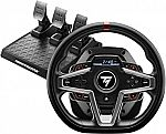 ThrustMaster T248 Wheel and pedals set - wired - for PC, Sony PlayStation 4, Sony PlayStation 5 $399.99