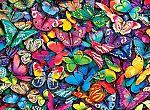 1000-Pc Buffalo Games Butterflies Jigsaw Puzzle $7.69