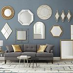 Home Depot - select Throws, Mirrors and Home Décor Sale