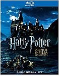 Amazon - Movie Collections Sale: Harry Potter (Blu-ray) $28, MIB (4K) $26 and more
