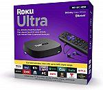 Roku Ultra Streaming Device $66.01