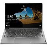 """Lenovo ThinkBook 13s Gen 2 13.3"""" WQXGA Laptop (i7-1165G7 16GB 512GB) $749.99"""