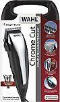 Wahl Chrome Cut 22 Piece Haircutting Kit $19.99