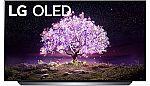 "LG OLED55C1PUB 55"" OLED TV (2021) Bundle with $120 eBay Credit $1297 and more"