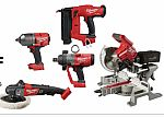 Home Depot - Milwaukee M12 and M18 Fuel Tools   Buy More Save More Up to $150 Off