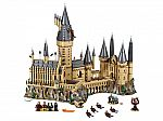 LEGO - 3 Free Sets w/ $85+ Harry Potter Sets Purchase