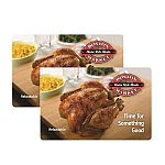 Boston Market $50 Value Gift Cards $40 and more