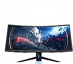 """Westinghouse 34"""" UWQHD 3440 x 1440 100Hz 5ms FreeSync Curved Gaming Monitor $330"""
