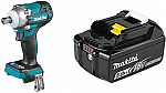 """Makita 18V LXT Lithium-Ion Cordless 4-Speed 1/2"""" Sq. Drive Impact Wrench $189"""