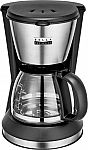Bella Pro 5-Cup Coffee Maker $9.99