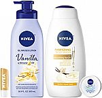 4-Piece Nivea Very Vanilla Self-Care Kit $7.50