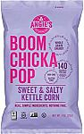 24-Ct 1-oz Angie's BOOMCHICKAPOP Gluten Free Sweet and Salty Kettle Corn $5.25