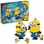 LEGO Minions: Brick-Built Minions and Their Lair (75551) $39.99 (Org $50)