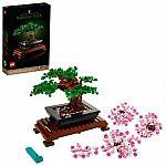 LEGO Bonsai Tree 10281 Building Kit $49.99