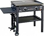 Blackstone 28 inch Outdoor Flat Top Gas Grill Griddle Station - 2-burner $149