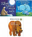 Amazon: Select Children's Board Books (The Very Hungry Caterpillar, Brown Bear & More) (3 for $10)