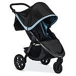 Britax B-Free Stroller $269, Jeep Classic Convertible High Chair $90, and more