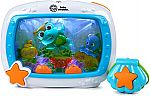 Baby Einstein Sea Dreams Soother Musical Crib Toy and Sound Machine $20 (Org $40)