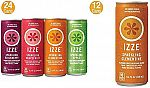 36-Count IZZE Sparkling Juice $13.78