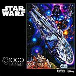 1000-Piece Buffalo Games Star Wars Jigsaw Puzzle (2 for $16.50) & More