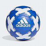 adidas Starlancer Club Soccer Ball (Royal Blue/White) $6