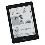"Kindle Voyage 2014 6"" E-reader (Used, Like new) $49.99"