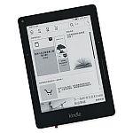 "Kindle Voyage 2014 6"" E-reader (Used, Like new) $49.99"