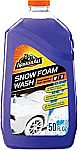 50-Oz Armor All Snow Foam Car Wash Concentrate $6