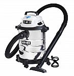 Hart 6 Gallon Stainless Steel 5HP Wet/Dry Vacuum $29