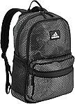 adidas Unisex Hermosa II Mesh Backpack (Black) $20 (50% Off)