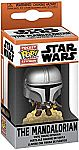 Funko Pop! Keychain: Mandalorian/Child $6, Luke Skywalker $3.88 (Pre-order)