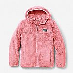 Eddie Bauer Kid's Quest Plush Fleece Hooded Jacket $15 & More + Free Shipping