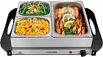 CHEFMAN Electric Buffet Server $30 (Org $70) + Free Shipping