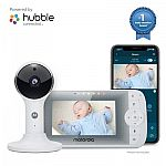 MOTOROLA Lux-64 4.3-in HD Wi-Fi Video Baby Monitor $91 (orig. $129), MOTOROLA 3-in-1 Non-Contact Smart Thermometer $55 (orig. $80)