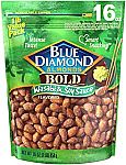Blue Diamond Almonds, Bold Wasabi & Soy Sauce, 16 Ounce $5.32 and more