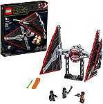 LEGO Star Wars Sith TIE Fighter 75272 Collectible Building Kit $64