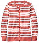 L.L.Bean Women's Cotton/Cashmere Cardigan $17, Adventure Pro 60L Duffle, $39 (orig. $139)