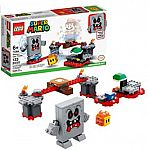 180-Pc LEGO Super Mario Desert Pokey Expansion Set $16 and more
